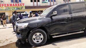Somali'de Türk ekibe saldırı