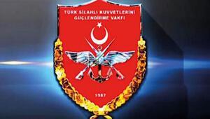 TSK Güçlendirme Vakfı'ndan  Savunma Fonu'na 150 milyon TL