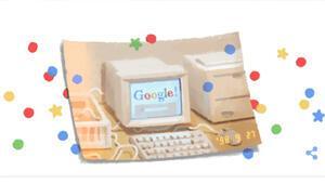 Google yaş gününü doodle ile kutladı Google ne zaman kuruldu