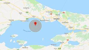 İstanbulda deprem… İşte son verilere göre artçı sayısı…