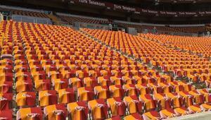 TT Stadı, Galatasarayın kalesi Son 38 lig maçında yenilgi yok...