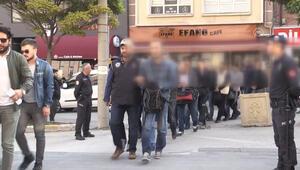 Ankara merkezli 20 ilde FETÖ operasyonu: 16 gözaltı