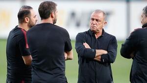 Galatasarayda Terim ve iki yardımcısı derbide de yok