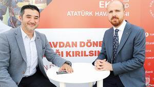 Bilal Erdoğan: Galatasaray-Fenerbahçe derbisi dünya markası olmalı