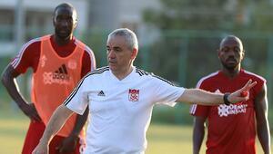 Sivassporda hedef lideri yenmek Takımda 4 eksik...