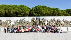 MEB engelli öğrencilere Türkiyeyi tanıtıyor