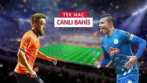 Başakşehir favori ama bu sezon her maçta gol yedi iddaada KG VAR oranı...