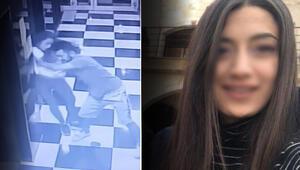 Konyada akılalmaz olay Genç kızı asansör boşluğuna böyle itti