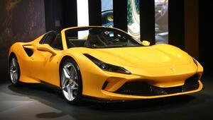 Ferrari F8 Spider ortaya çıktı İşte özellikleri