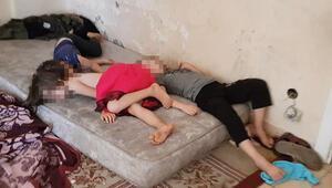 Küçük yaştaki 3 kardeşin yürek burkan hayatı ihbarla ortaya çıktı