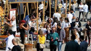 Ankaralı kahve tiryakileri bu festivalde buluştu
