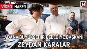 Adana Belediye Başkanı Zeydan Karalar
