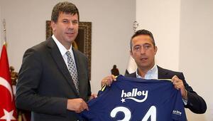 Ali Koçtan Kadıköy Belediye Başkanı Odabaşına ziyaret
