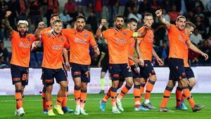 Başakşehir, Çaykur Rizespora gol yağdırdı