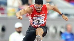 Milli atlet Yasmani Copello yarı finalde
