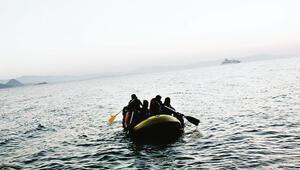 Ege'de göçmen teknesi battı: 7 ölü