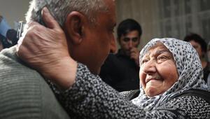 13 yıldır kayıp olan zihinsel engelli, ailesine kavuştu