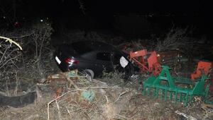 Tekirdağda kaza: 1 yaralı