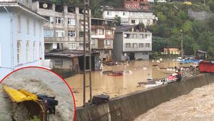 Artvinde sel felaketi Belediye Başkanı konuştu, Bünyamin Sürmeli uyardı