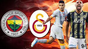 Galatasaray Fenerbahçe maçı saat kaçta başlayacak hangi kanaldan izlenecek (İlk 11ler belli oldu)