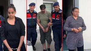 İhbar geldi jandarma harekete geçti 3 İranlı Eskişehirde yakalandı