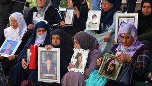 HDP önündeki eylemde 26ncı gün; aile sayısı 48 oldu