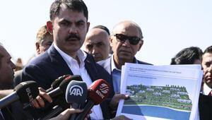 Bakan Kurum duyurdu Kaçak yapıların hepsi yıkılacak