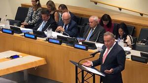 Eğitimci Enver Yücel BM kürsüsünde konuştu