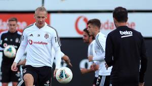 Beşiktaş, Trabzonspor hazırlıklarını tamamladı