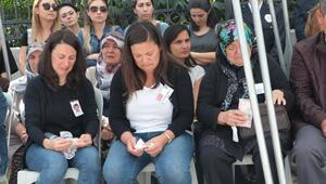 Şehit polis Ankarada son yolculuğuna uğurlandı
