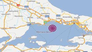 İstanbul'da 314 artçı deprem yaşandı