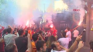 Galatasaray ve Fenerbahçe Türk Telekom Stadyumunda