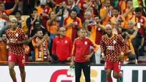 Galatasaraydan maç öncesi gönderme