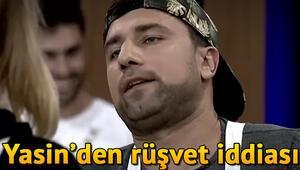 MasterChef Türkiyenin yeni bölümünde Yasinden rüşvet iddiası İşte MasterChef 21. bölüm fragmanı