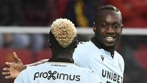 Club Brugge, Diagnenin 2 gol attığı maçta kazandı