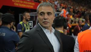 Ersun Yanal maç sonu Deniz Türüç açıklaması
