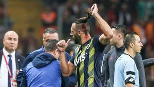 Son Dakika: Fenerbahçede Vedat Muriqinin ardından Mevlüt Erdinç depremi