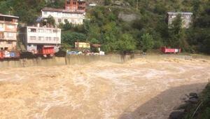 Son dakika... Meteorolojiden Rize, Artvin, Trabzon için sağanak uyarısı