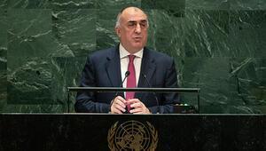 Azerbaycandan Ermenistana BMde Dağlık Karabağ çağrısı