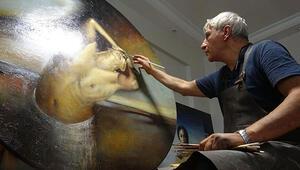 Ressamlar ile belediye arasında nü resim krizi