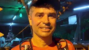 Maratonda kaybolan sporcu 2 saat sonra bulundu
