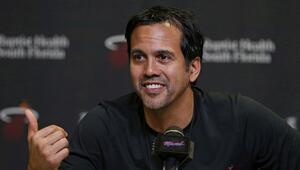 Erik Spoelstra, Miami Heat ile sözleşme uzatıyor