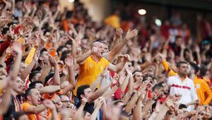 Galatasaraydan derbide rekor hasılat