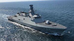 Milli savaş gemisi Kınalıada Deniz Kuvvetlerine teslim ediliyor