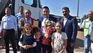 Başkan Beyoğlundan mahalle ziyareti