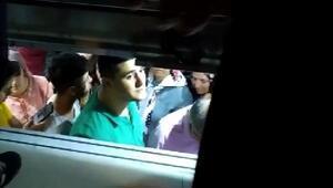 Asansörde mahsur kalan 9 kişi 2.5 saat sonra kurtarıldı