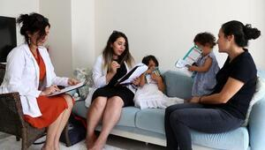 Erdemli'de otizm  farkındalık projesi
