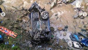 Habersiz aldıkları otomobil küçük Yunusun sonu oldu Kardeşi yaralı...
