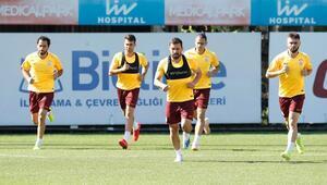 Galatasarayda PSG hazırlıklarına start verildi