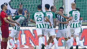 Konyaspor - Kayserispor: 2-1